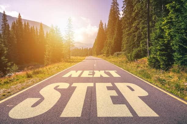 το παραπάνω βήμα στη ζωή μας